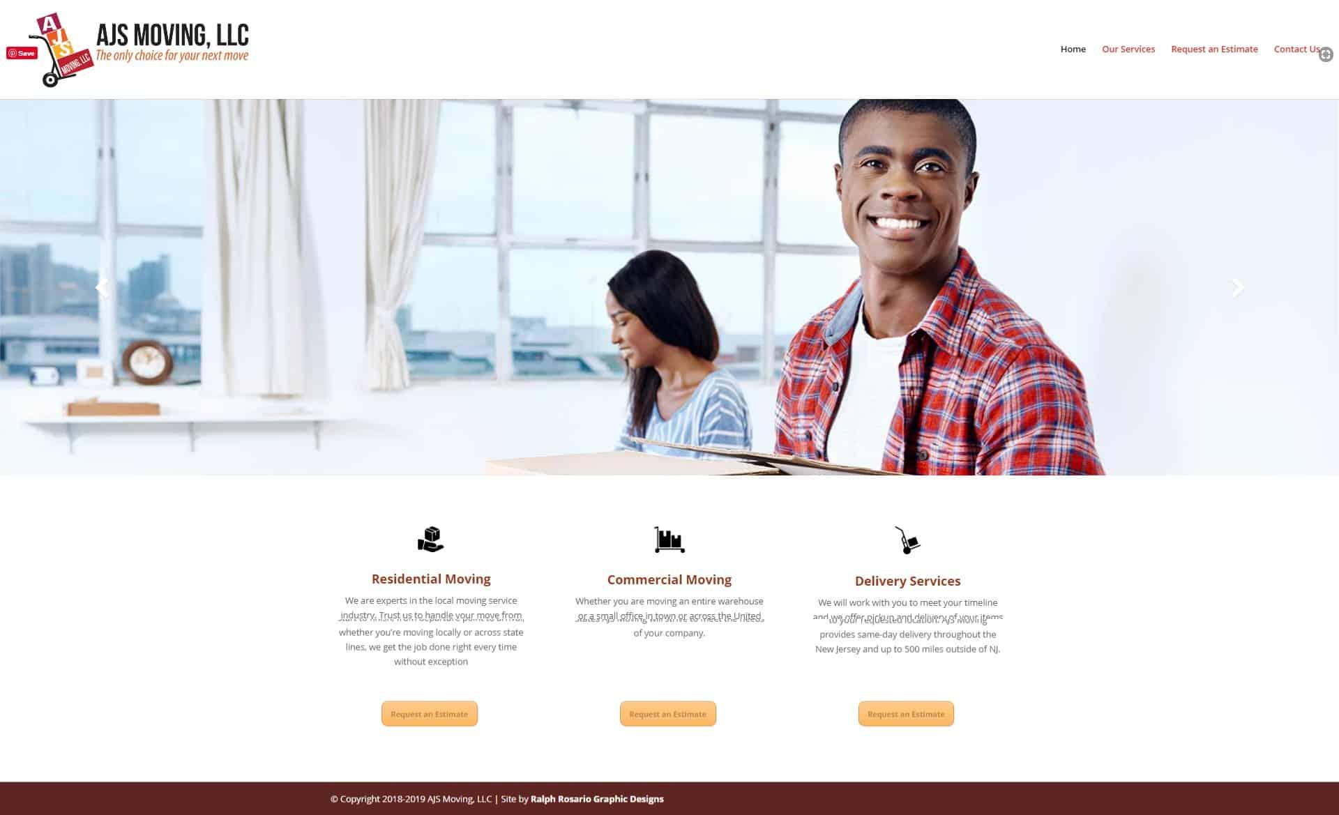 AJS website